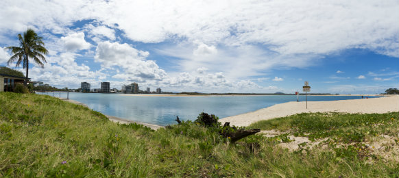Cotton Tree area in Maroochydore