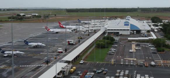 Hertz Car Rental Darwin Airport
